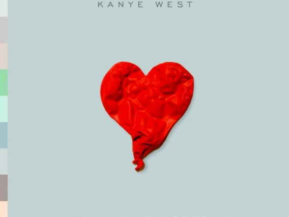 Kanye West – 808's & Heartbreak