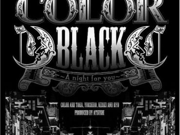 Color – Black ~A Night For You~