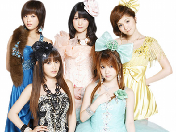 Saving Morning Musume