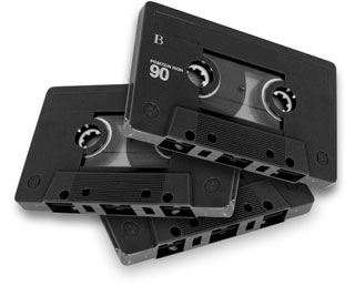 audio-cassettes