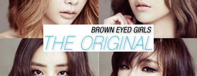 Brown Eyed Girls – The Original