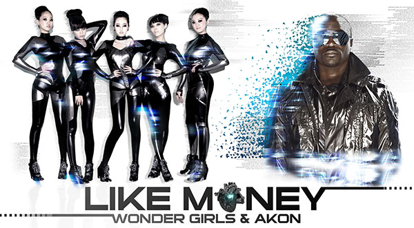 Wonder Girls – Like Money Remix