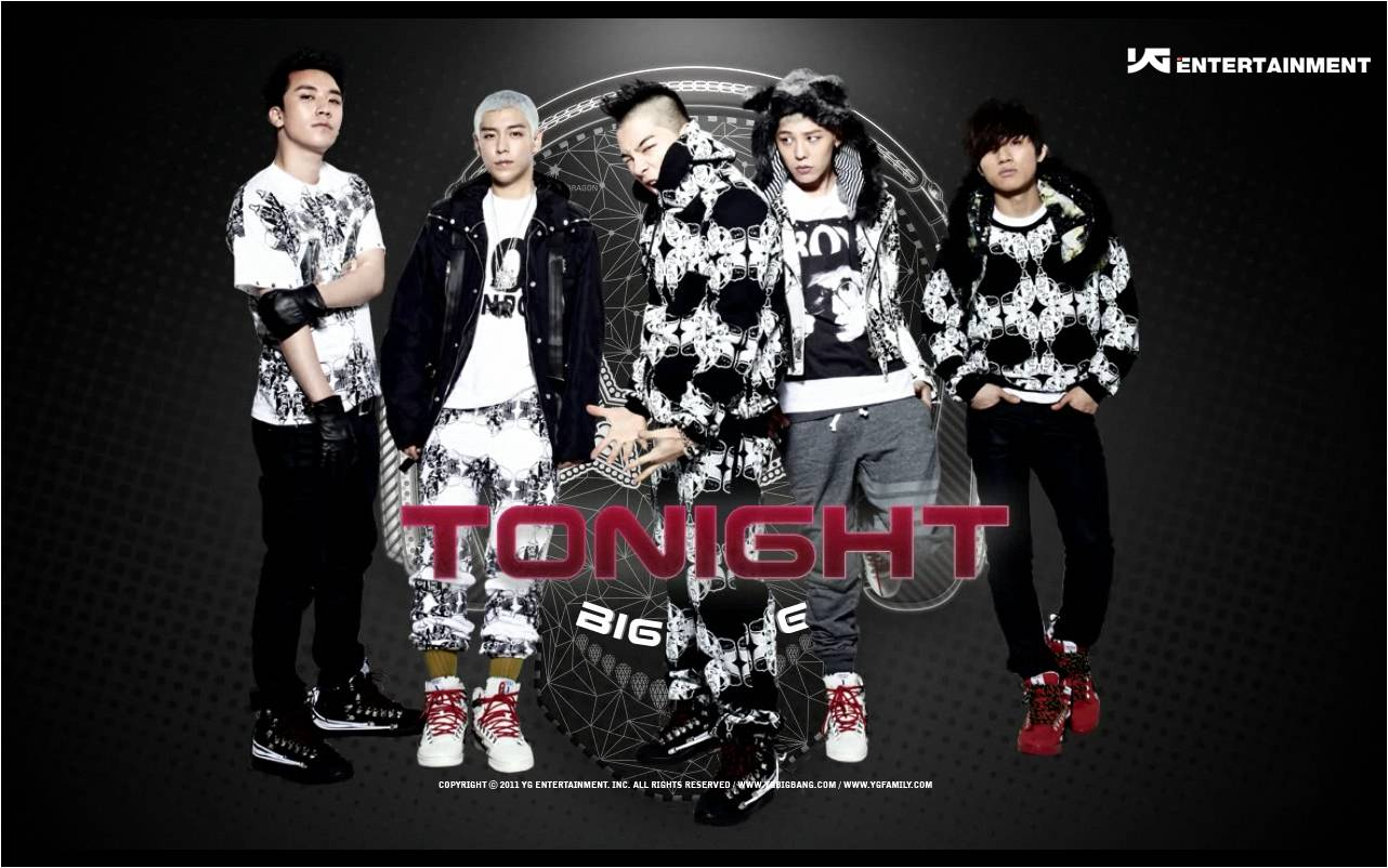 Big Bang – Tonight Remix