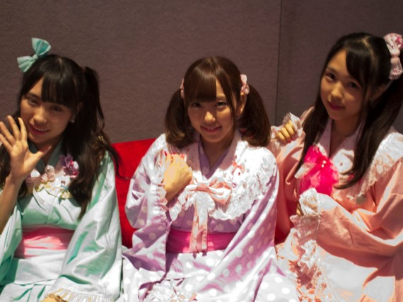 Starmarie – Exclusive Interview from Anime Expo 2013