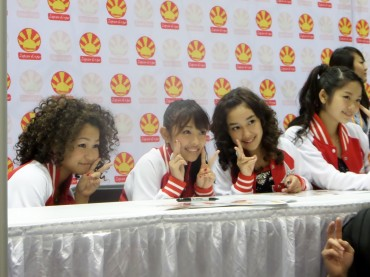 Idol Dance Group J☆Dee'Z at Japan Expo USA Interview & Coverage