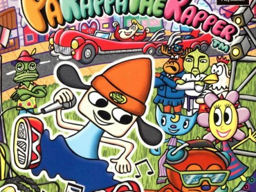 That's My Jam: PaRappa The Rapper Soundtrack