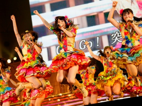 Impressions: SKE48 at Kobe World Hall