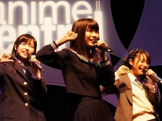 Wake Up Girls! Interview & Coverage from Anime Central 2014
