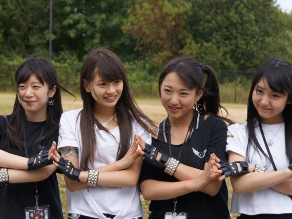 Aither – Interview & Report from Idol Matsuri 2014