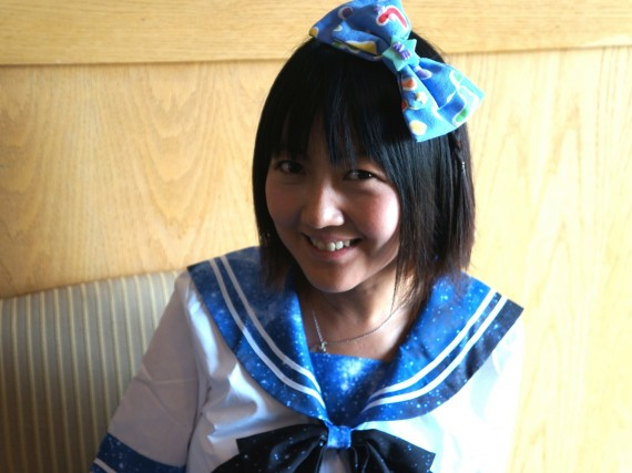 Momoi Halko – Interview from Idol Matsuri 2014