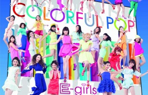 E-girls Colorful Pop