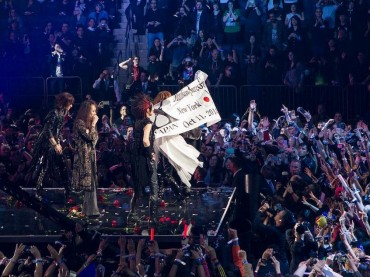 Live Report: X Japan at Madison Square Garden