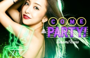 Come Party Cover r