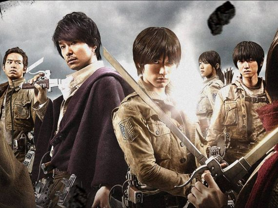 Random Viewing: Shingeki no Kyojin (Attack On Titan): End of the World