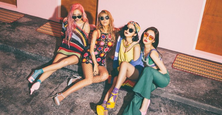 Wonder Girls – Why So Lonely Review