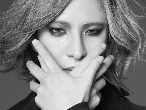 Fan tickets available to join Yoshiki's studio interview in NYC