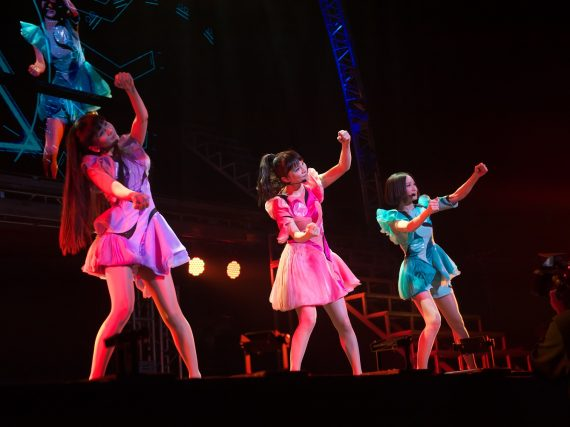 Concert Review: Perfume 6th Tour 2016 COSMIC EXPLORER at Hammerstein Ballroom