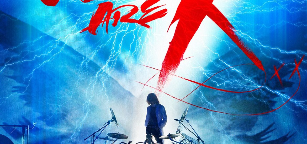 X Japan to Release We Are X Film Soundtrack Worldwide on March 3, UK/Japan Premiere Dates Announced