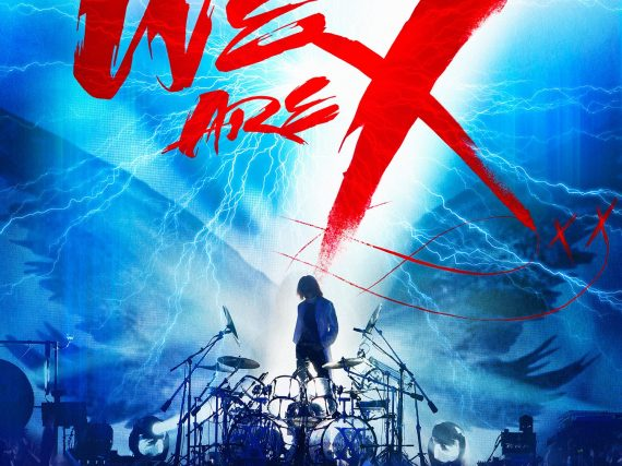 Yoshiki announces We Are X European promotion tour