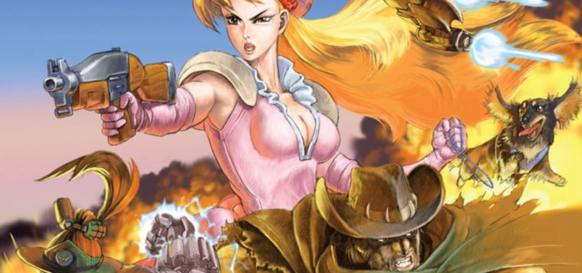 Game Review: Wild Guns Reloaded