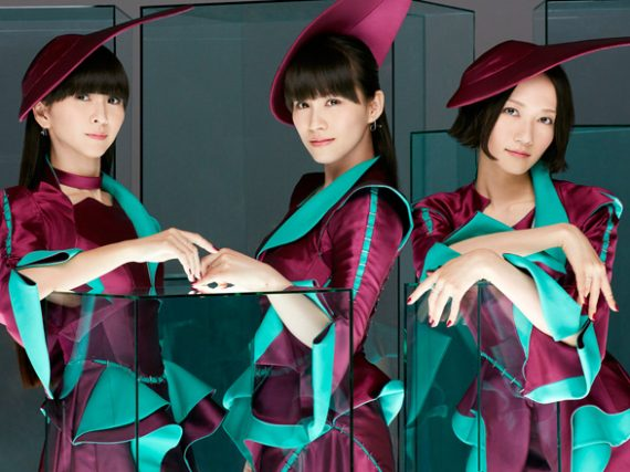Year of Discovery – Perfume's Game