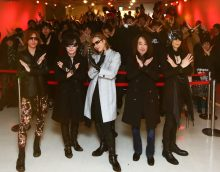 X Japan We Are X Tower Records Signing/Toho Cinema Screening