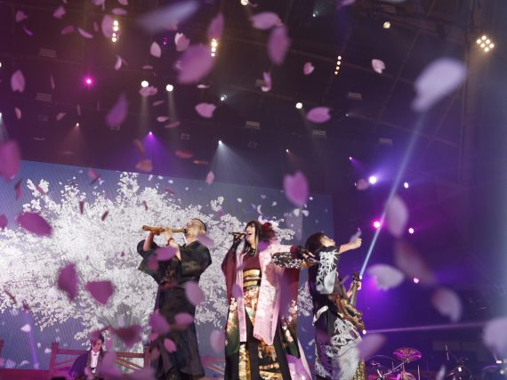 Live Report: WagakkiBand celebrate the changing of the seasons with two giant headline Tokyo shows