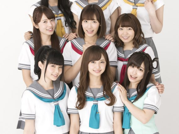 Aquors & THE IDOLM@STER CINDERELLA GIRLS are final reveals for AX's Anisong World Matsuri