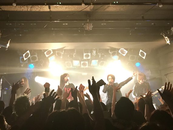 """exist†trace reveals """"The story of existence"""" in second night of The 19th Challenge"""