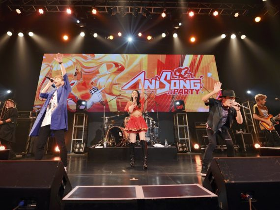 """FLOW and Minori Chihara join for Bandai Namco Shanghai """"Anisong Party"""""""