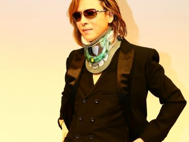 Yoshiki makes first post-surgery appearance for Tokyo press conference