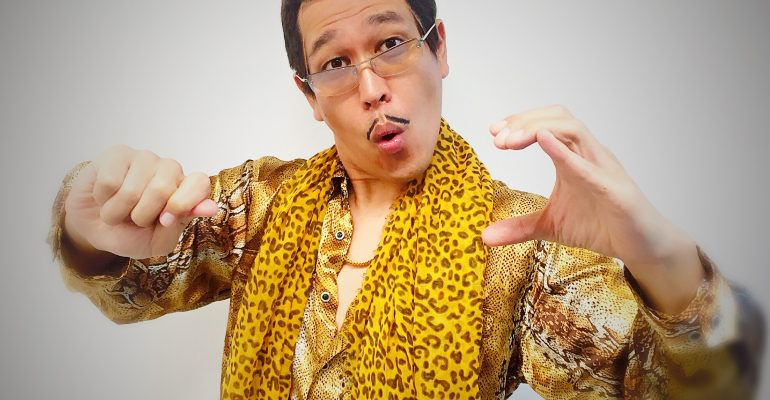 """PIKOTARO promotes handwashing and prays for peace in """"PPAP 2020"""" music video"""