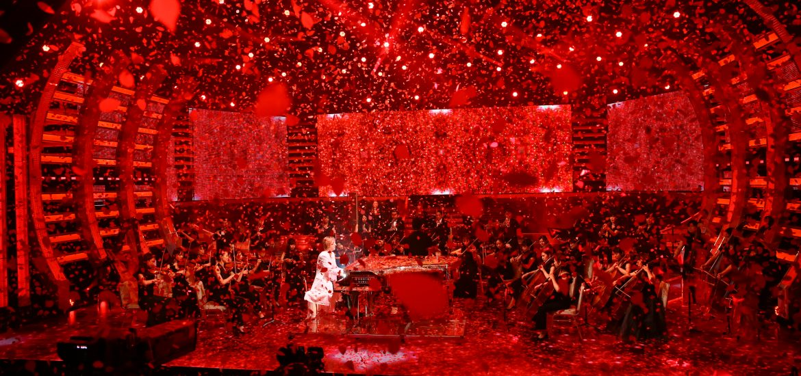Yoshiki chosen to headline 10-hour long Ultra Fes 2017
