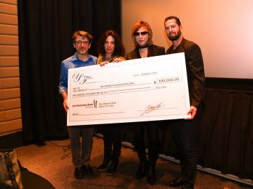 YOSHIKI Donates $100,000.00 To Help Displaced Hurricane Victims Through MusiCares