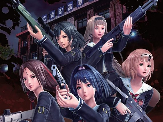 Game Review: School Girl/Zombie Hunter