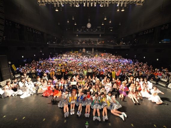 TOKYO IDOL PROJECT x @JAM New Year Premium Party 2018