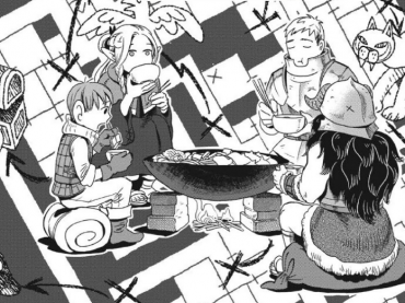 Manga in Perspective: Dungeon Meshi
