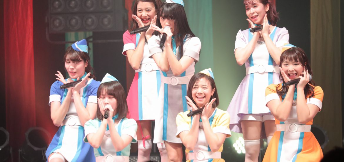 Tokyo Idol Project x @ Jam New Year Premium Party 2018