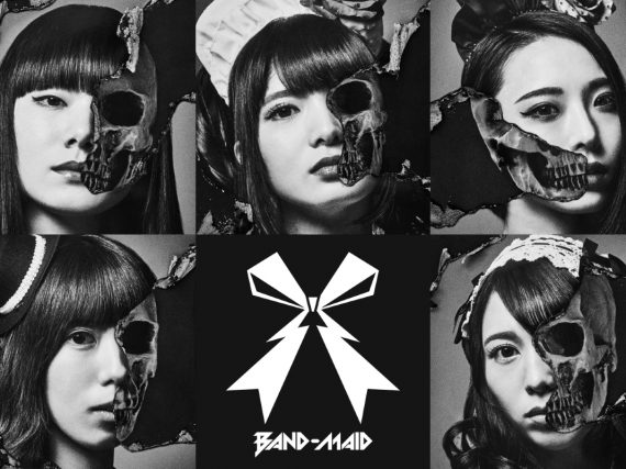 BAND-MAID – WORLD DOMINATION Review