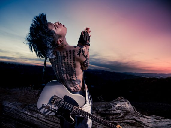 MIYAVI hits North America in May for Day 2 World Tour