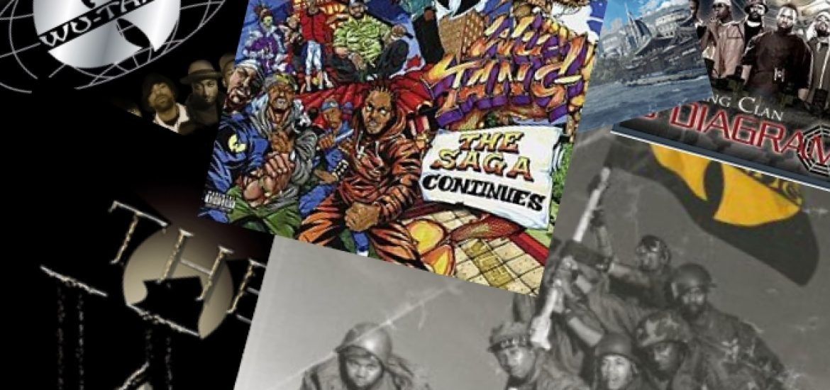 Wu-Tang 25: The Other Wu-Tang Albums