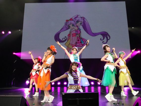 Anisong World Matsuri presents rainbow of talent at Japan Kawaii Live