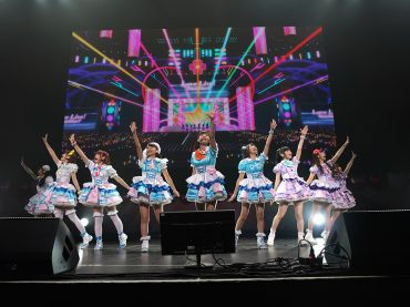 Aqours celebrates first American solo live show at Anisong World Matsuri