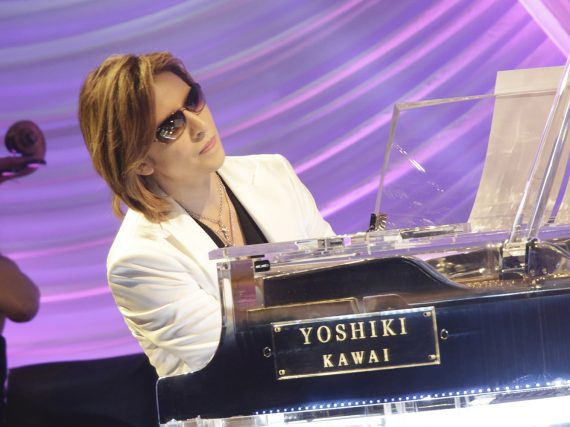 YOSHIKI performs marathon of sold-out dinner shows in Tokyo