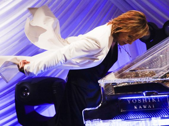YOSHIKI completes 5th Year Anniversary dinner concerts with 10 straight sold-out shows