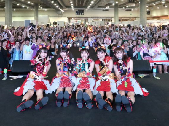 Wasuta performs first concerts in Spain at Japan Weekend Madrid