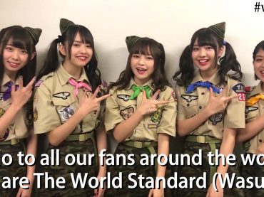 Wasuta posts video message for international fans to thank them for 100k Facebook Likes