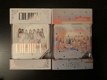 IZ*ONE – COLOR*IZ Kihno Version Review