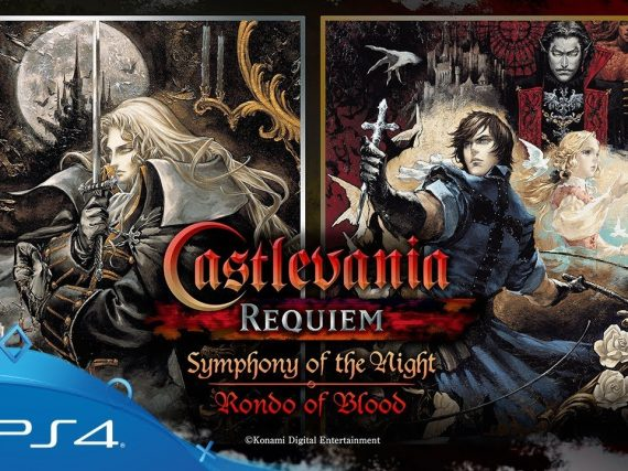 Game Review: Castlevania Requiem