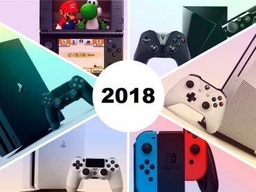 Steve's 2018 Video Games Year in Review